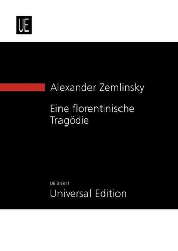 Eine florentinische Tragödie opus.16 Studienpartitur (dt)