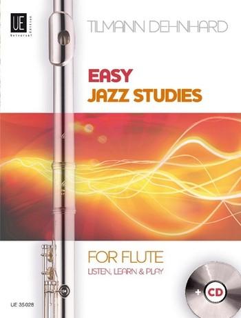 Easy Jazz Studies (+CD): for flute