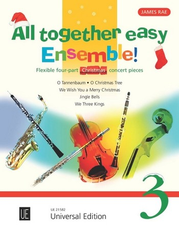 - All together easy Ensemble - Christmas