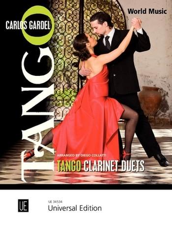 Gardel, Carlos - Tango : für 2 Klarinetten