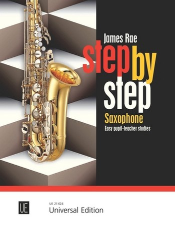 Rae, James - Step by Step :