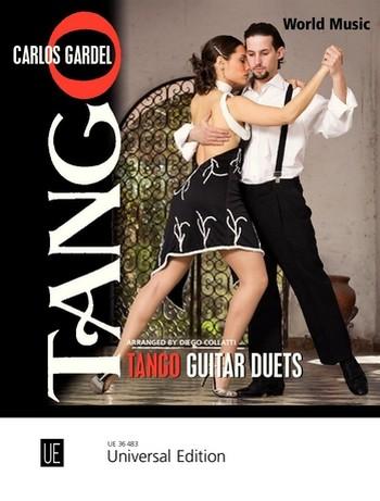 Gardel, Carlos - Tango Guitar Duets :