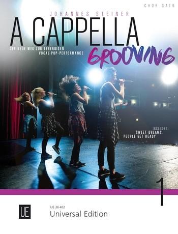 A cappella Grooving Band 1: für gem Chor a cappella
