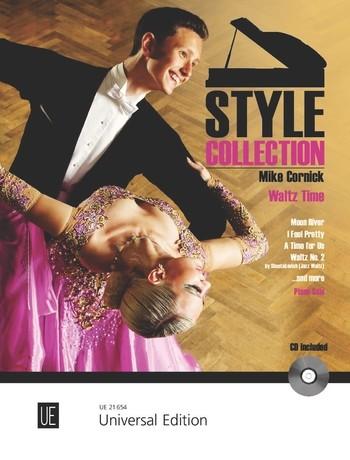 Style Collection - Waltz Time (+CD): für Klavier