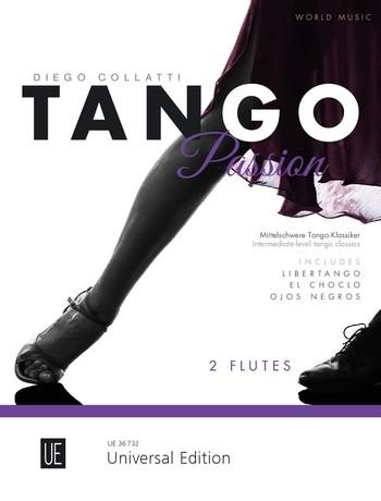Tango Passion: für 2 Flöten