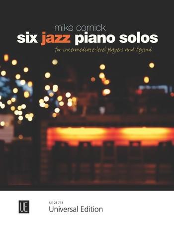 6 Jazz Piano Solos