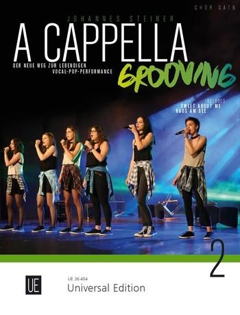 A cappella Grooving Band 2: für gem Chor a cappella