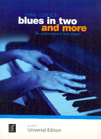 Blues in two and more: für Klavier