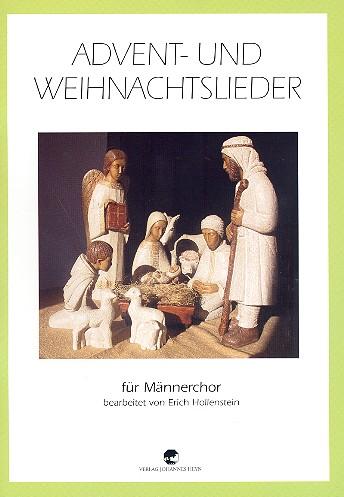 Advents- und Weihnachtslieder: für Männerchor a cappella