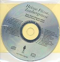 Heisse Füße Zaubergrüße: CD