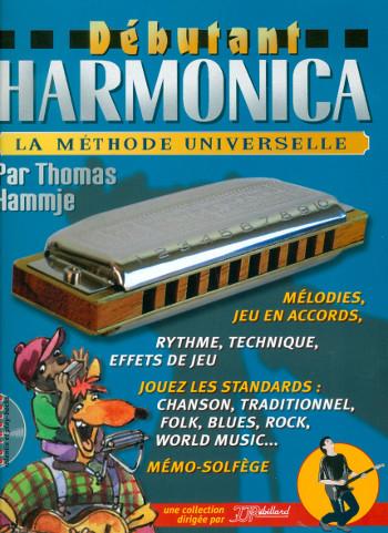 +CD On the Road für Mundharmonika  Anfängerkurs Voggenreiter 0582-2