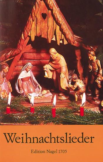 Weihnachtslieder: Liederbuch Melodie/Text/Akkorde