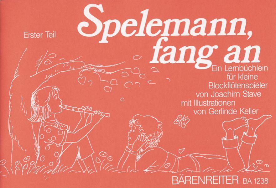 Spelemann fang an Band 1: