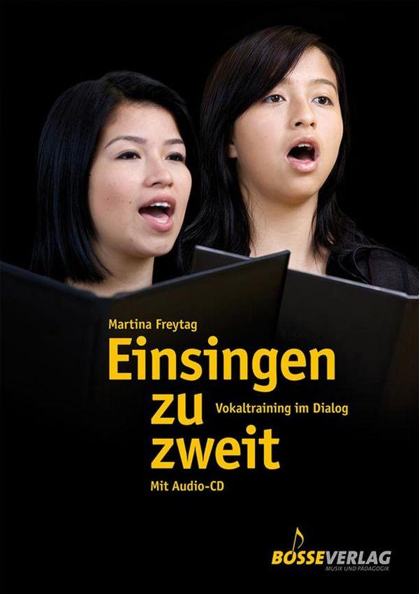 Freytag, Martina - Einsingen zu zweit (+CD)