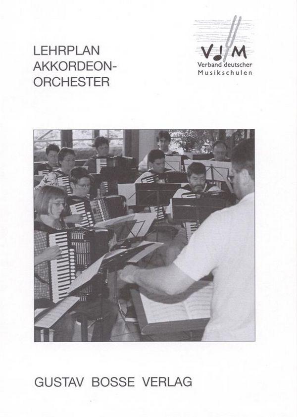 - Lehrplan Akkordeonorchester