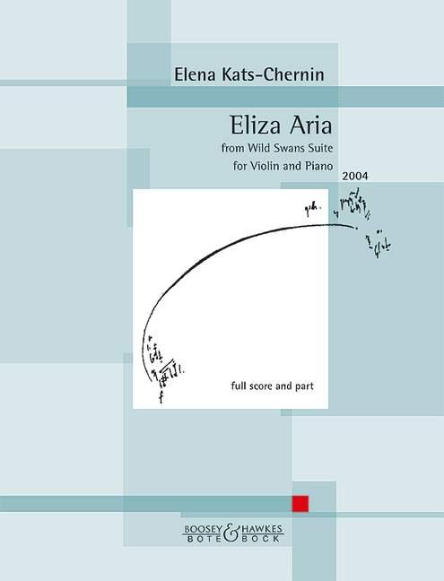 Eliza Aria: for violin and piano