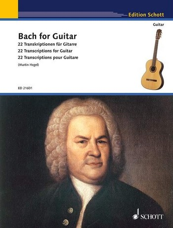 Bach, Johann Sebastian - Bach for Guitar