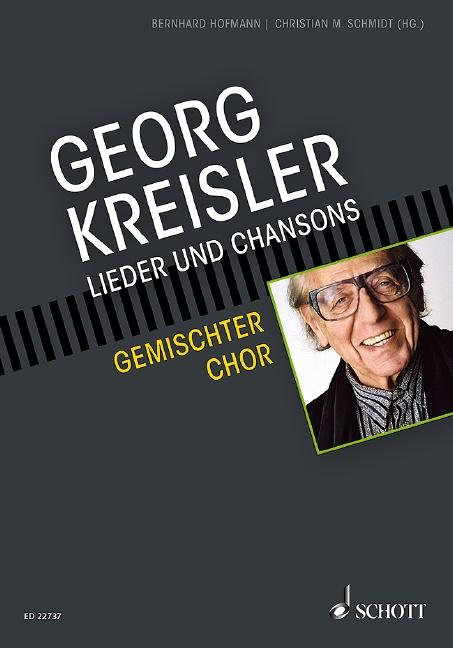 Lieder und Chansons: für gem Chor und Klavier