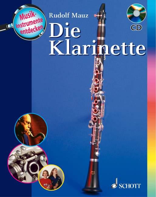 Mauz, Rudolf - Die Klarinette (+CD)