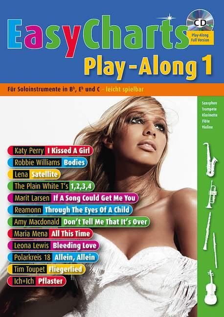- Easy Charts Playalong Band 1 (+CD) :