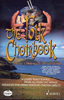 - The Folk Choirbook : für gem Chor a cappella