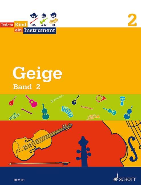 Mengler, Walter - Jedem Kind ein Instrument Band 2 :