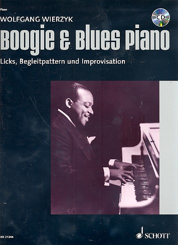 Boogie und Blues Piano (+CD)