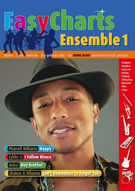 - Easy Charts Ensemble Band 1 :