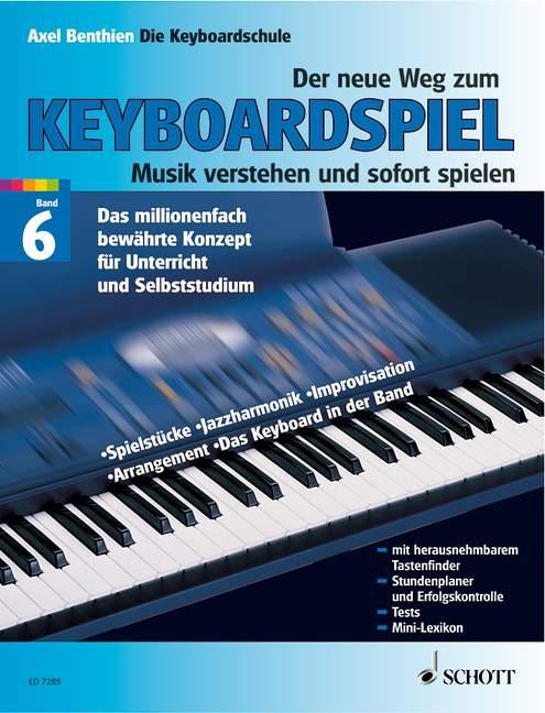 Der neue Weg zum Keyboardspiel Band 6