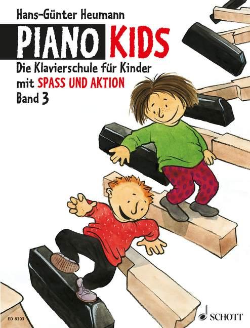 Heumann, Hans-Günter - Piano Kids Band 3 :