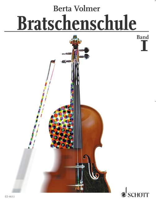 Bratschenschule Band 1