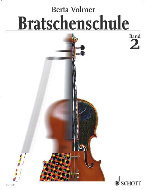 Bratschenschule Band 2