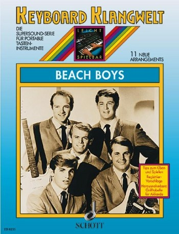 Beach Boys: für Keyboard