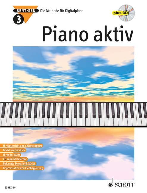 Benthien, Axel - Piano aktiv Band 3 (+CD) :
