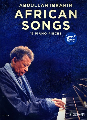 African Songs: for piano