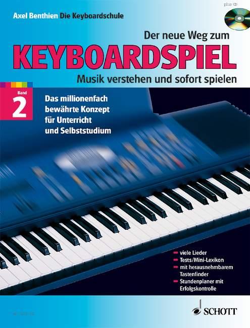Der neue Weg zum Keyboardspiel Band 2 (+CD)
