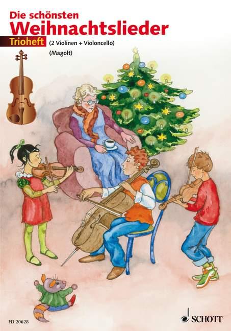 - Die schönsten Weihnachtslieder :