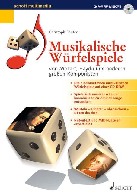 Reuter, Christoph - Musikalische Würfelspiele :