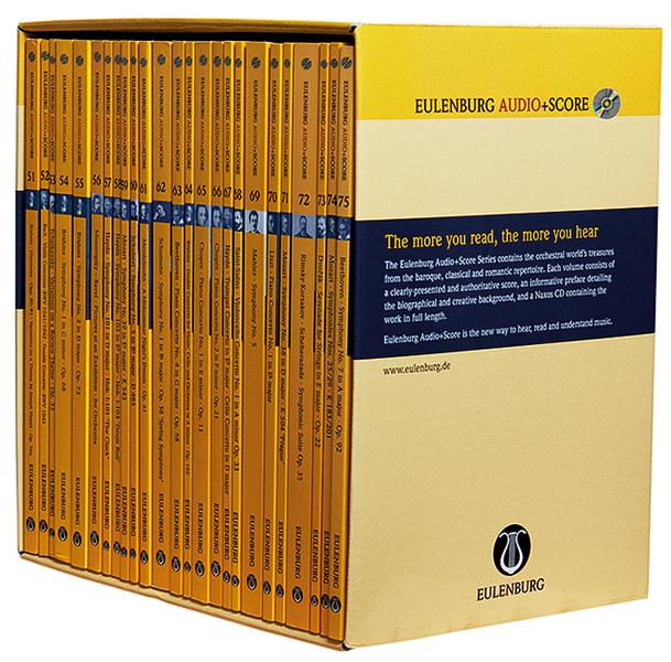 25 Meisterwerke der klassischen Konzert- und Orchesterliteratur (+ 25 CD\