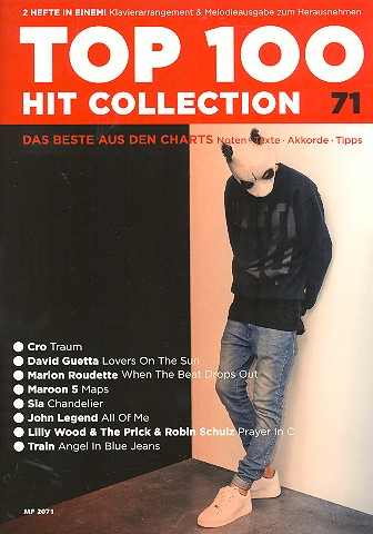 - Top 100 Hit Collection Band 71 :