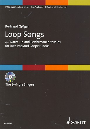 Loop Songs (+CD): für gem Chor a cappella