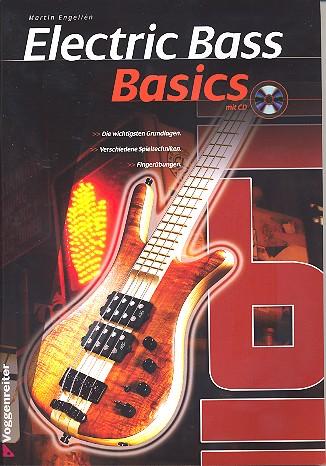 Electric Bass Basics (+CD): für E-Bass