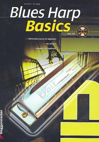 Basics Blues Harp (+CD, en)