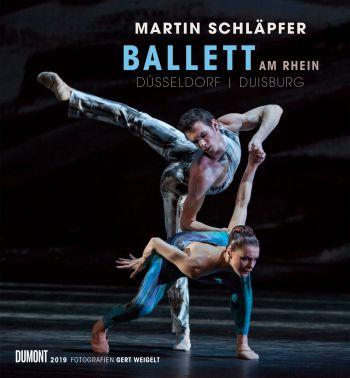 Kalender Martin Schläpfer - Ballett am Rhein 2015 Monatskalender 44,5x48cm