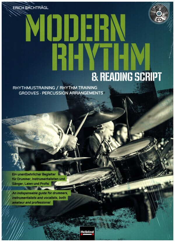 Bachträgl, Erich - Modern Rhythm and Reading Script (+CD) :
