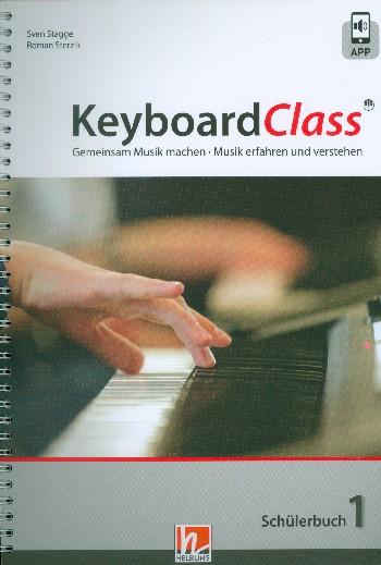 Yamaha KeyboardClass Band 1 (+App):