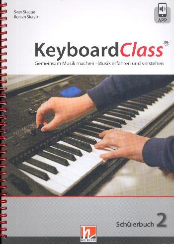 Yamaha KeyboardClass Band 2 (+App):