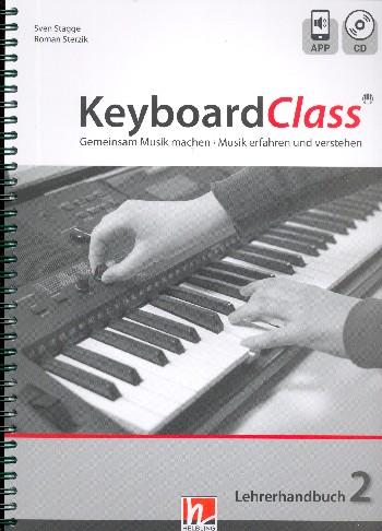 Yamaha KeyboardClass Band 2 (+App +CD) :
