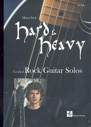 Hard & heavy: für E-Gitarre/Tabulatur