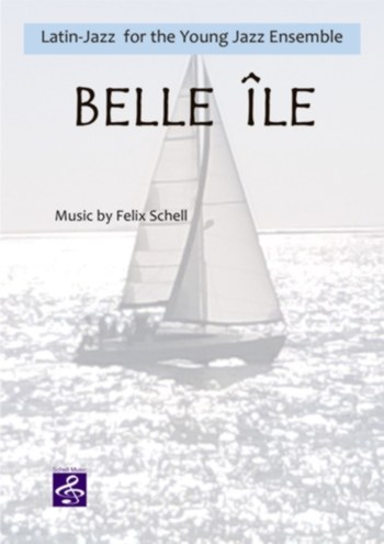 Belle île: für Jazz Ensemble